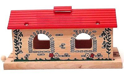 "BRIO ""Country Tunnel"" #33471 Wooden Railway - Made in Sweden!"