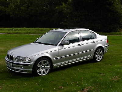 IMMACULATE  2000 (X) BMW 330iSE (E46) 2 OWNER, 25,000 MILES FROM NEW WITH FSH !!