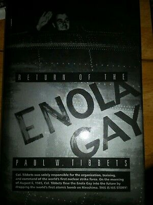 Return of the Enola Gay signed 1st edition