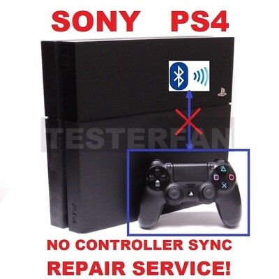 Fix Broken Sony PS4 System No Controller Sync/SU-41283-8/USB Port Repair Service