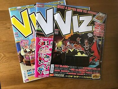 Viz Comic #268-270 Three Issue Lot From Sept-Nov 2017 Including Latest Issue