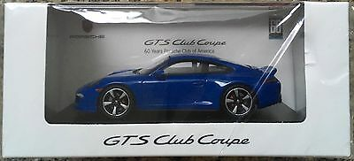 Porsche GTS Club Coupe Exclusive Manufaktur 60 years Limited # 0290/1955 1:43