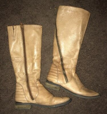 Steve Madden / madden girl Boots and flats Size 7