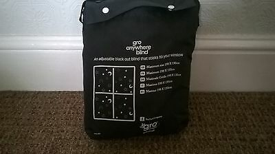 Gro Company - gro anywhere blackout blind