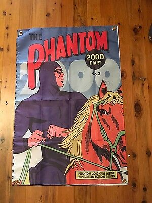 phantom comic flag marvel comics 3x2 foot man cave flag the phantom comics