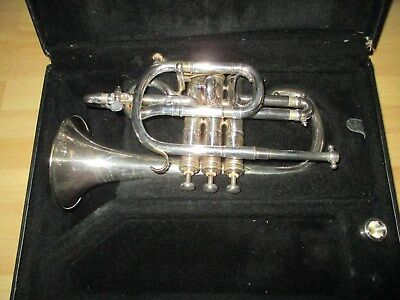 ANTOINE COURTOIS CORNET # 14xx - Excellent Condition !!!