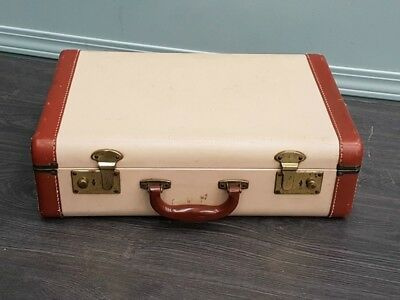 Small Vintage Overnight Case