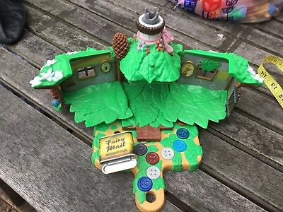 Tinkerbell Fairy Light Up House