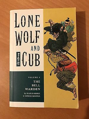 Lone Wolf And Cub - The Bell Warden - Volume 4