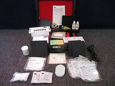 3M Hot Melt Fiber Optic Kit Lapping Film St Fc Sc 661 263 254 High Temp Network