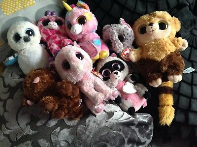 Soft Toy Bundle Most Ty 1 Yoohoo