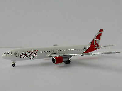 Boeing 767-300 Air Canada Rouge 1/500 Herpa 524230 C-GHPE Limited Edition 767