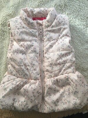 Baby Girls Sprout Vest Size 0