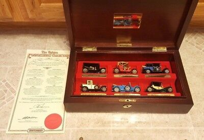 1984 Matchbox Models Of Yesteryear Unique Connoisseurs Collection Limited Ed