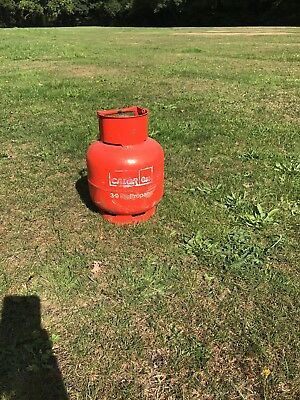3.9kg Propane Gas Bottles (OFFERS CONSIDERED) - Empty