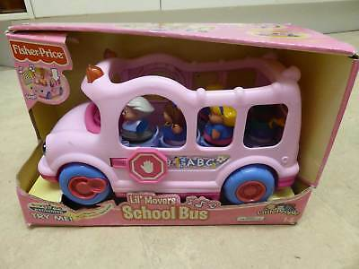 Fisher Price Little People School Bus with sounds