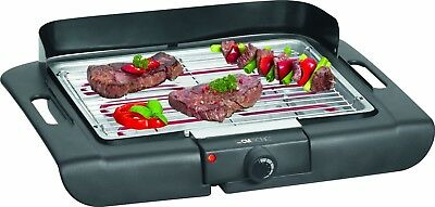 Original® Clatronic BQ3507 Barbecue de Table