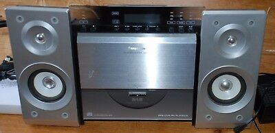 Panasonic Sa-En9 Dab Cd Compact Stereo System. Spares Or Repair