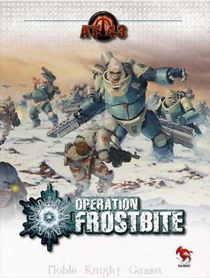 Rackham AT-43 Operation Frostbite Campaign Set Box VG+