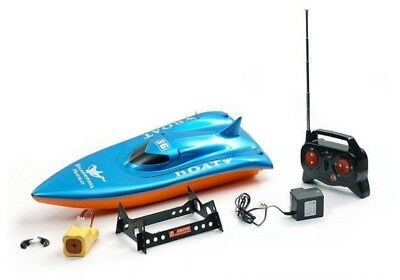 radio controll boat Double Horse Volvo Racing 1:10 RC Motorboat Up to 35km/H