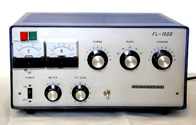 KW POWER AMPLIFIER  2 x GI-7B