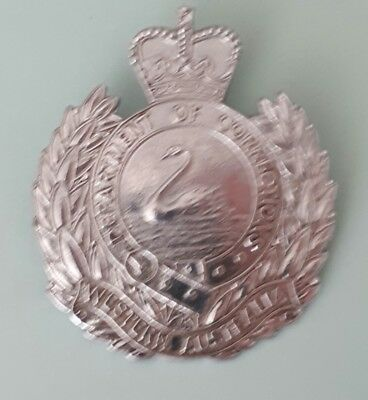 prison badge. WA department of corrections 1970s.