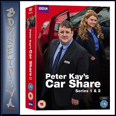 Peter Kays Car Share Complete Series