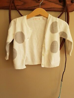 Country Road baby girl cardigan