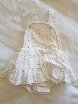 fox and finch baby playsuit size 1