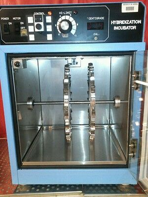 Robbins Scientific Hybridization Incubator 1040-00-01 Lab Oven