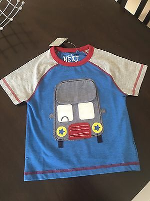 Next Baby Boy Top (new with tags)