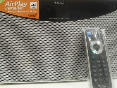 New TEAC NS-X1 Airplay Internet Radio, Ipod- Iphone Player
