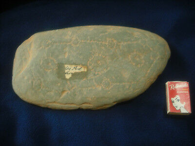 Fine old Message Stone Central Northern Australia astral star map 8:Aboriginal