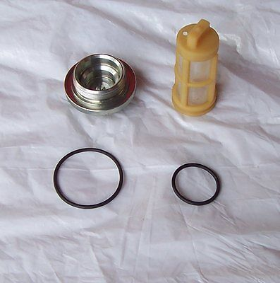 "Vespa/Piaggio Drain Plug & Filter Screen Viton ""O"" Rings"