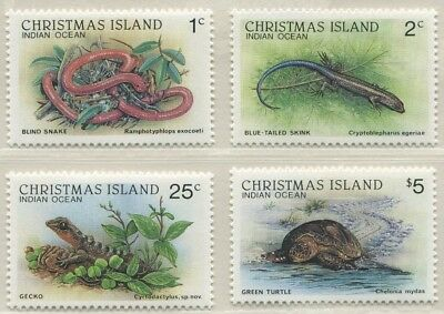 Wildlife Definitives Part I 1987 - Mnh Set Of Four (Bl315-Rr)