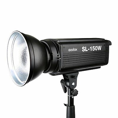 Godox SL-150W Studio LED Continuous Photo Video Light Lamp White / Remote Bowens