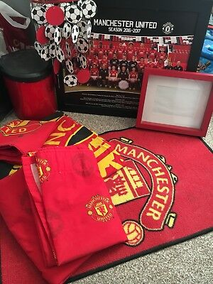 Manchester United Bedroom