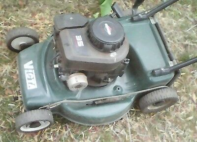 Victa Mower with catcher, good working condition
