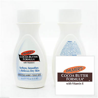 Palmers Cocoa Butter Skin Cream -24H Moisture For Dry Skin - Travel Size 50Ml