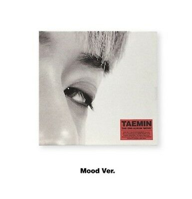 K-POP TAEMIN SHINEE 2nd Album [MOVE] Mood Ver CD+80p Photobook+Photocard+Letter