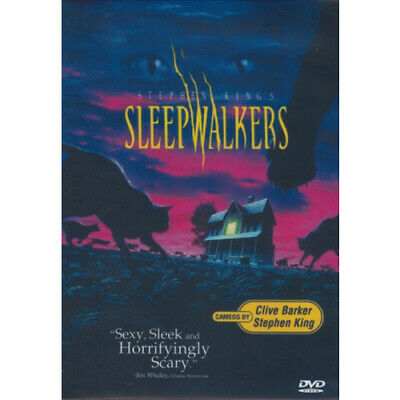 STEPHEN KING'S = SLEEPWALKERS = DVD(Australian Shipping Free)