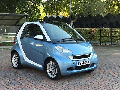 2011 Smart Fortwo 1.0 Passion Auto 2dr 451