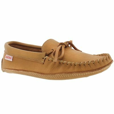 SoftMoc Men's 3107 Double Sole Unlined Moccasin