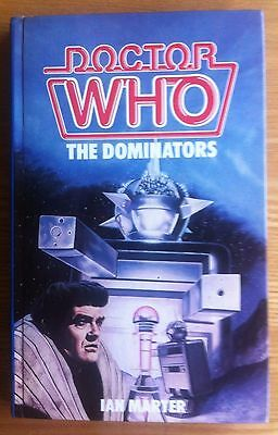 Doctor Who - The Dominators W.H.Allen hardback book 1984 in excellent condition