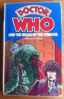 Doctor Who And The Image Of The Fendahl W.H.Allen hardback book 1979