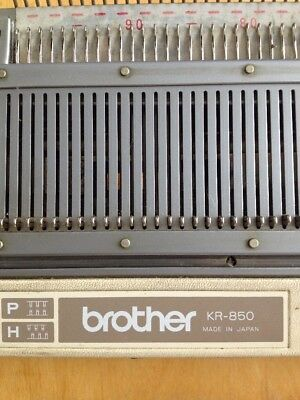 Brother Kr-850