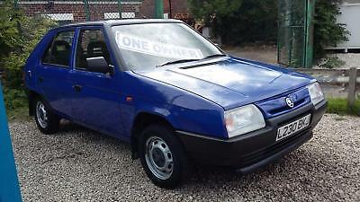 1993 Skoda Favorit 1.3 LXi Plus, 1 Owner from New, 43,000 Miles