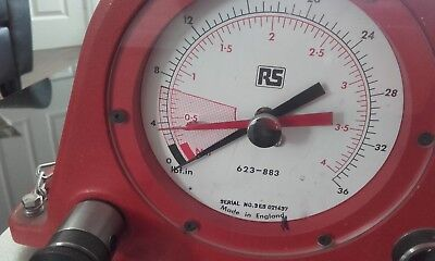 Analoge Torque calibrator excellent condition.