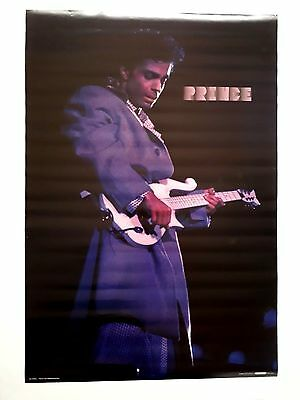 Prince Vintage 1986 German Authentic  Poster