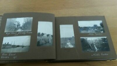 vintage photo album. cornwall , devon , somerset , kent. 1930s